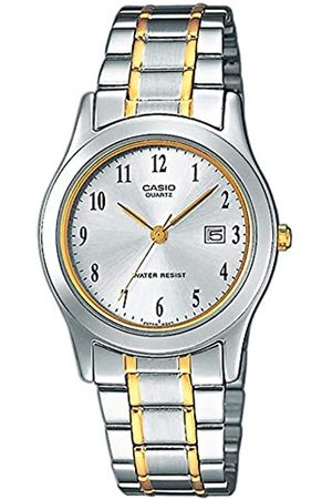Casio Women's Analogue Quartz Watch with Stainless Steel Bracelet LTP-1264PG-7B