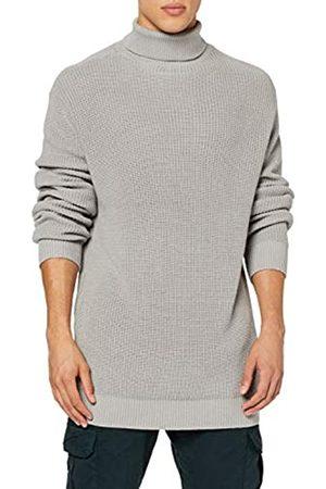 Urban classics Men's Cardigan Stitch Roll Neck Sweater Jumper