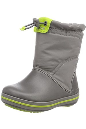 Crocs Kids' Crocband LodgePoint Boot Snow