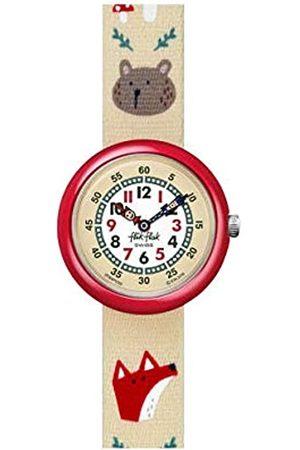 Flik Flak Boy's Analogue Quartz Watch with Plastic Strap FBNP139
