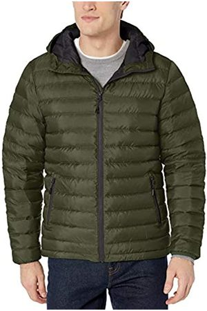 Goodthreads Packable Down Jacket With Hood Olive