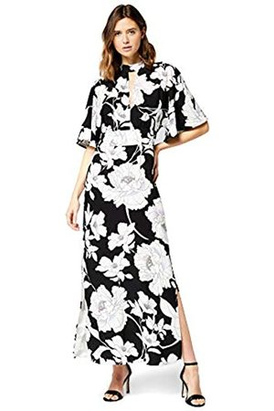 TRUTH & FABLE Amazon Brand - ACB042 Evening Dress, 10