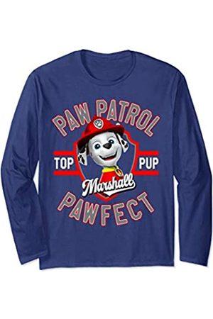 Nickelodeon Paw Patrol Top Pup Apparel PP1057 Long Sleeve T-Shirt