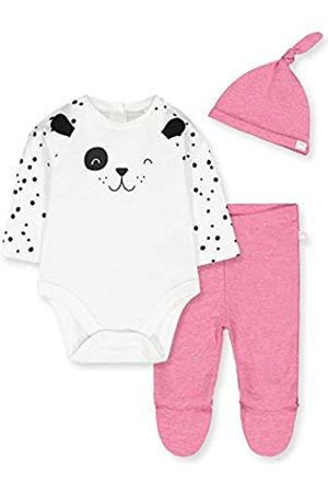 Mothercare Baby Girls Floral Six-Piece Set Bodysuit