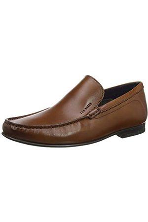 Ted Baker Ted Baker Men's LASSTY Loafers, (Tan Tan)