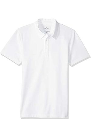28 Palms Standard-Fit Hawaiian Performance Pique Polo Shirt Solid