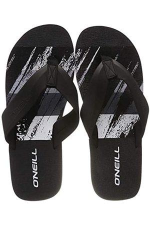 O'Neill Men's Fm Imprint Pattern Sandals Shoes & Bags, ( AOP 9900)