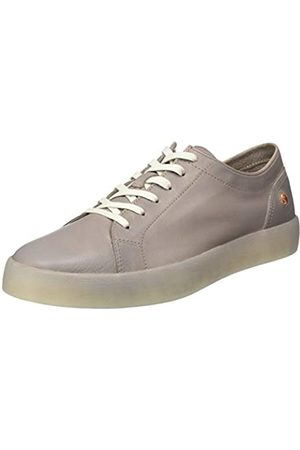 Softinos Men's Ross594sof Sneaker, Gray (Taupe 004)