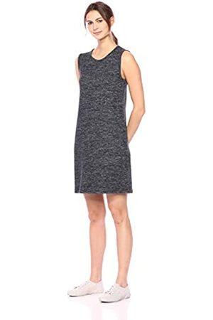 Daily Ritual Women's Cozy Knit Muscle Sleeve Dress