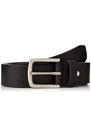 Wrangler Men's Logo Emboss Belt