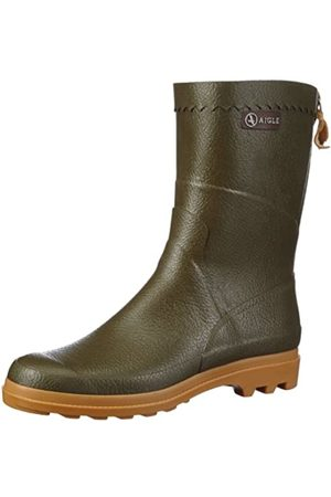 Aigle BISON, Unisex Adult's Work Wellingtons, (Kaki)