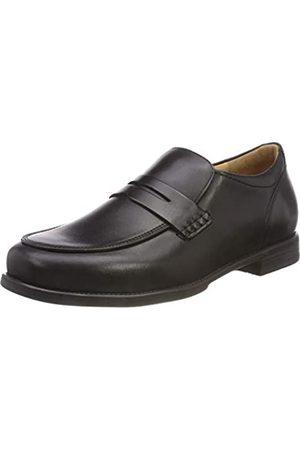Ganter Men's GREG-G Loafers, (Schwarz 01000)