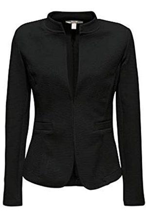 ESPRIT Women's 999ee1g801 Polka Dot Long Sleeve Suit Jacket