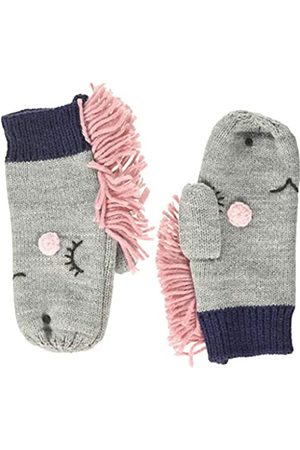 Joules Girl's Chummy Mitten Gloves, Horse)