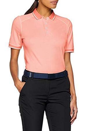 Brax Women's Paula Casual Cotton Polo Shirt