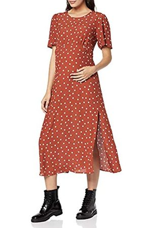 New Look Women's Spot Print Split Dress