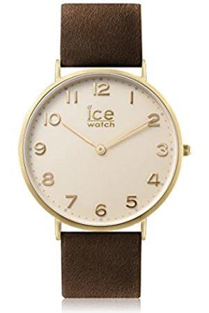 Ice-Watch CITY Darlington - Men's (Unisex) wristwatch with leather strap - 012815 (Medium)