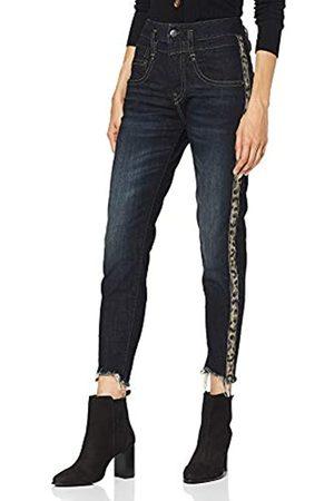 Herrlicher Women's Pitch Mom Cropped Slim Jeans