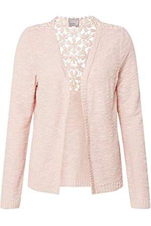 Vero Moda Women's Vmhanna Annabel Ls Open Cardigan Rep Sweater