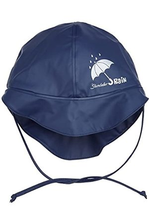 Sterntaler Children's Rain Hat with Neck Guard, Age: 12-18 Months, Size: 49