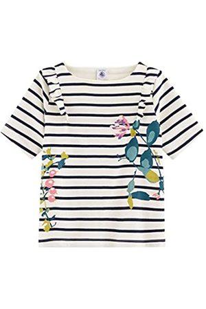 Petit Bateau Girl's 5448901 T-Shirt