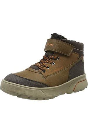 Geox Boys' J SVEGGEN B ABX B Snow Boots, ( /Dk C0944)