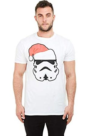 STAR WARS Men's TROOPER SANTA T-Shirt