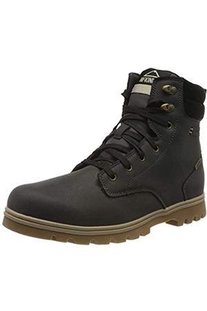 mc kinley Men's Winterstiefel Luca AQX M Snow Boots, ( Dark 000)