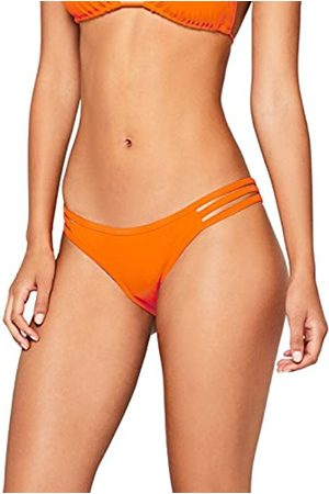 IRIS & LILLY Women's Bikini Bottom with Side Peephole Design