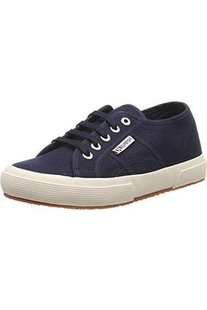 Superga Unisex Adults' 2750-plus Cotu Classic Plimsolls, (Navy 933)