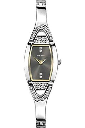 Sekonda Womens Analogue Classic Quartz Watch with None Strap 2766