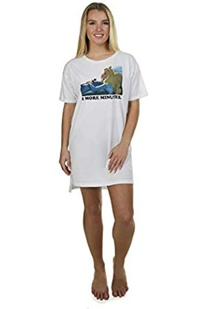 Disney Women's 5 More Minutes Sleep TEE Nightie