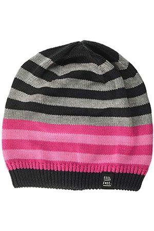 maximo Girl's Mit Streifen Hat