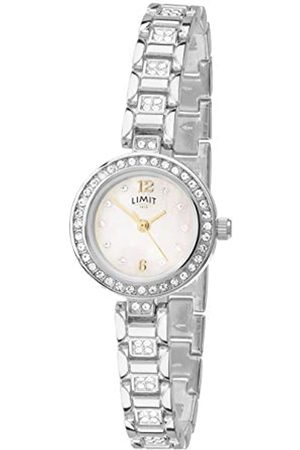 Limit Womens Analogue Classic Quartz Watch with Alloy Strap 60016.01