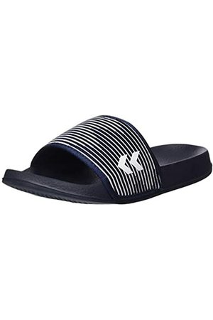 Hummel Unisex Adults' Pool Slide Beach & Pool Shoes, ( Iris 1009)