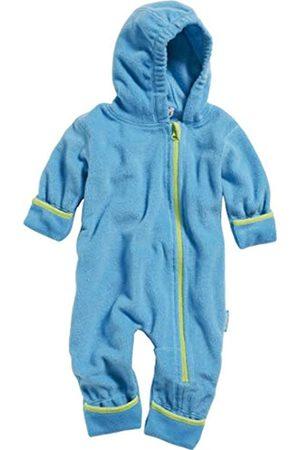Playshoes Baby Fleece-Overall farblich abgesetzt Snowsuit