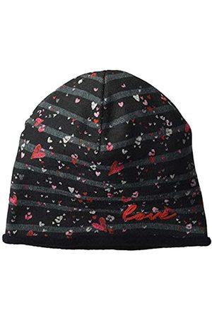 maximo Girl's Mit und Sticker Love Hat