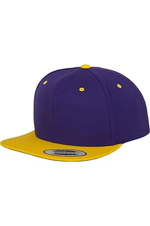 Flexfit Flexfit Classic 2-Tone Snapback Cap Multi-Coloured pur/ Size:One Size