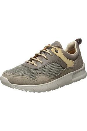 Geox Men's U Tivano B Low-Top Sneakers, (Taupe C6029)