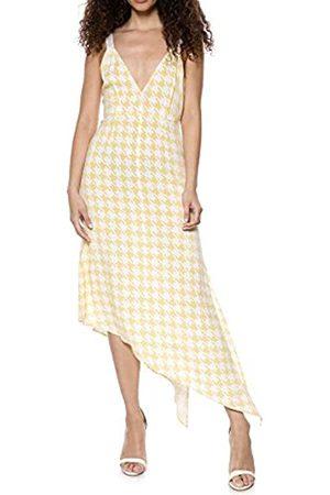 IVYREVEL Women's Asymmetric D Ring Dress Party
