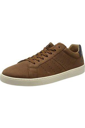 camel active Men's Tonic Low-Top Sneakers, (Tobacco 02)