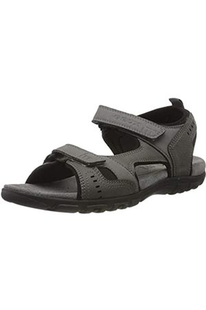Geox Men's Uomo Sandal Strada A Open Toe, ( C1006)