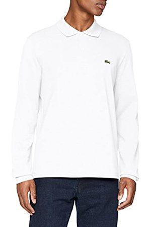 Lacoste Men's L1312 Long-Sleeve Polo Shirt ( 001)