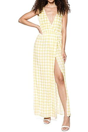 IVYREVEL Women's Maxi Dress with slit Party