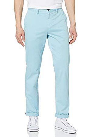 Tommy Hilfiger Herren Denton Th Flex Satin Chino GMD Loose Fit Jeans, Skyline