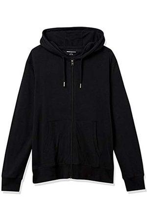 Amazon Lightweight Jersey Full-Zip Hoodie Hooded Sweatshirt
