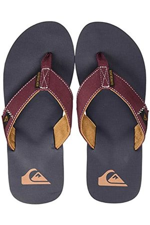 Quiksilver Men's Molokai Abyss Beach & Pool Shoes, ( / / Xrbr)