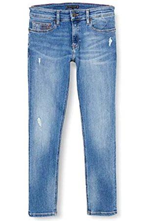 Tommy Hilfiger Boy's Steve Slim Tapered Aumbstd Jeans