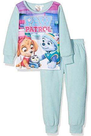 Nickelodeon Paw Patrol Kids Polar Fleece Pyjama Set (5 Years (Manufacturer Size: 5Y))
