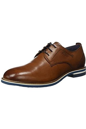 s.Oliver Men's 5-5-13206-24 Brogues, (Cognac 305)
